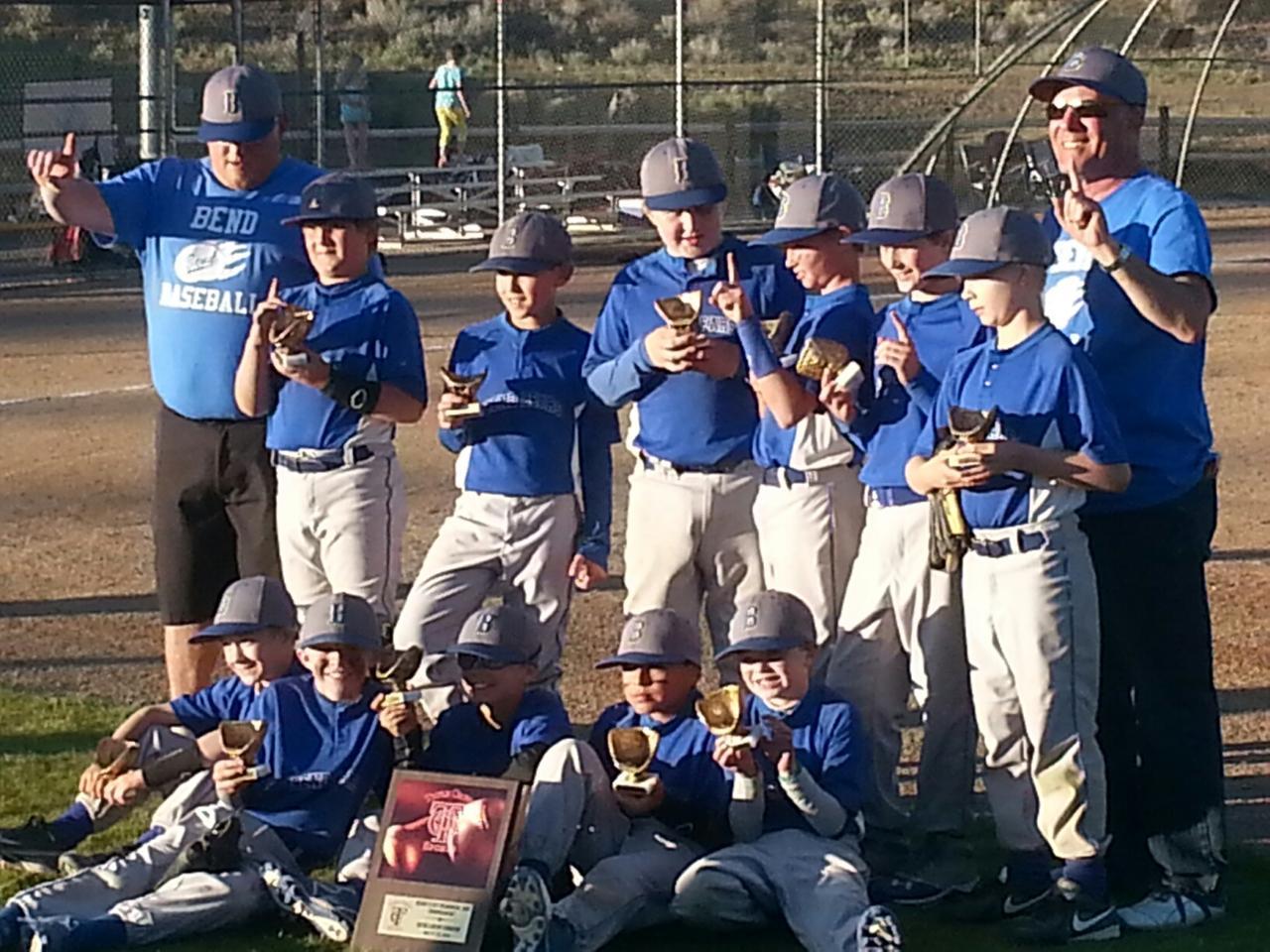 Jr  Lava Bears – Bend High Baseball